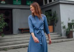Agnieszka Zaborowska, współwłaścicielka studia kwiatowego Babie Lato