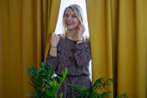 Anita Lesiak, magister informatyki, który postanowił poszukać swojego miejsca w świecie marketingu