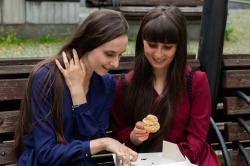 Historia przyjaźni Irminy i Kasi