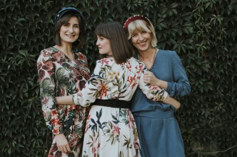 Historia przyjaźni Justyny, Karoliny i Moniki